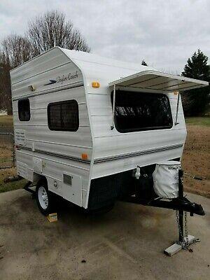 Travel trailer Taylor Coach