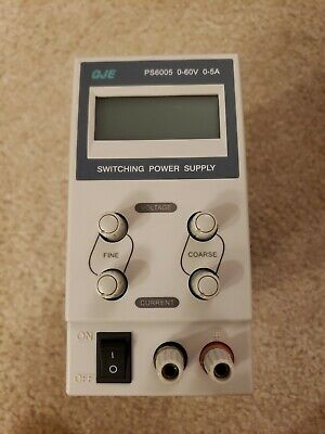 0-30v60v Variable Digital Regulated Dc Switching Power Supply Adjustable