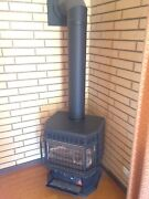 Osburn gas log fireplace Clearview Port Adelaide Area Preview