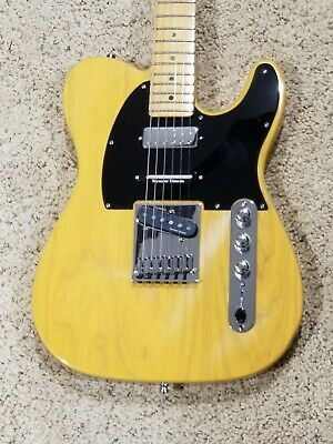 Fender Telecaster Butterscotch Blonde Custom Shop (Brand New) With Tweed Case