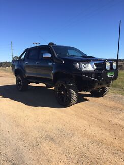 Toyota hilux SR5 2010 Sandy Hollow Muswellbrook Area Preview