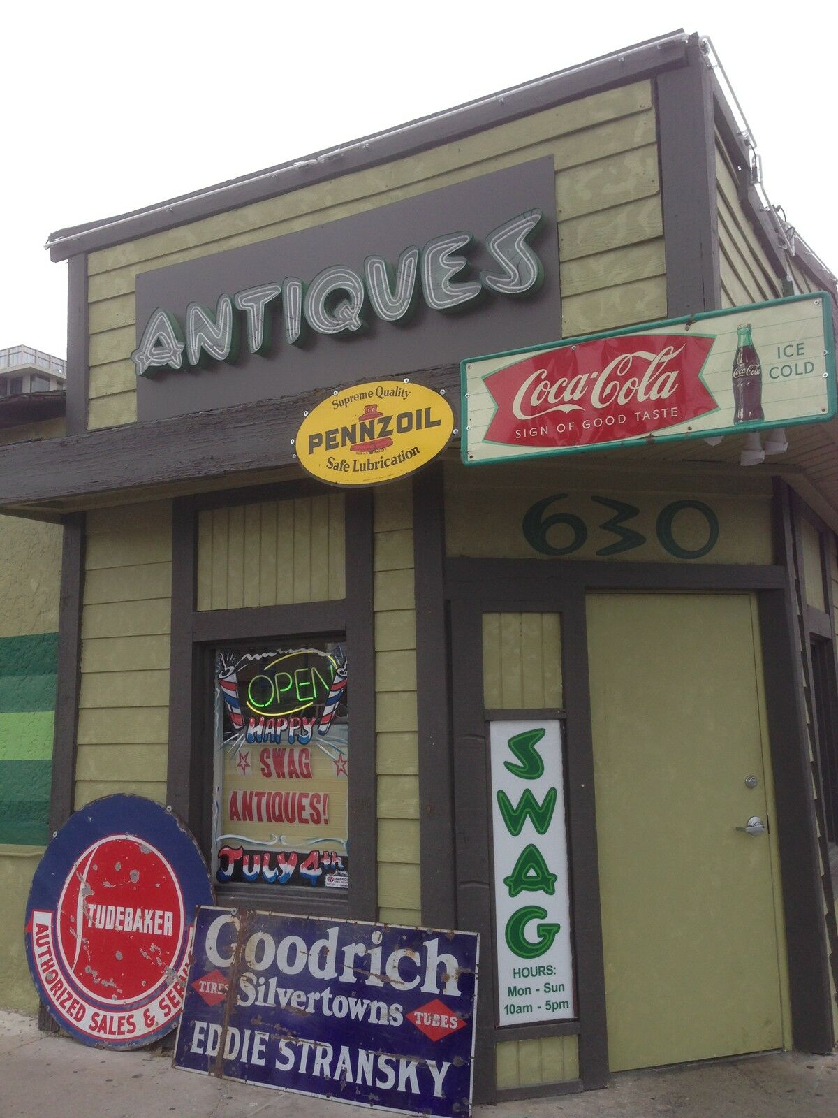 SWAG Antiques