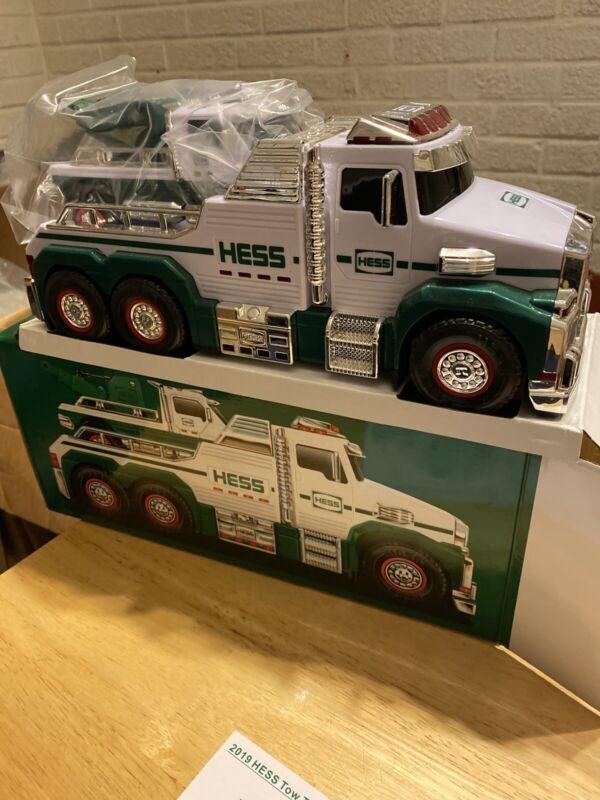 Hess Truck 2019  New In Box 2019 Hess Truck