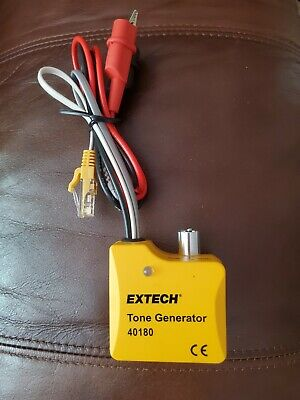 Brand New Extech 40180 Tone Generator Only
