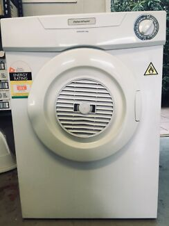 Fisher paykel dryer washing machines dryers gumtree dryer 4kg fisher and paykel fandeluxe Image collections