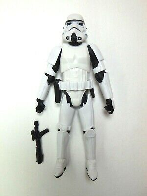Star Wars Stormtrooper Action Figure from Capture of Tantive IV BP Loose, Mint!