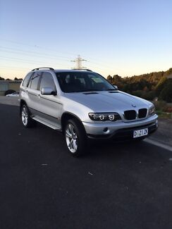 Prado or Pajero? Territory or captiva? Why not a classy 4x4 BMW X5? Burnie Burnie Area Preview