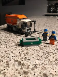 LEGO Recycling Truck