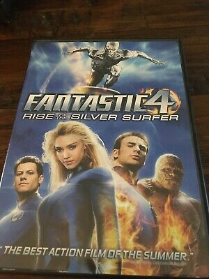 Fantastic 4 Rise Of The Silver Surfer Jessica Alba Chris Evans Michael