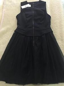 New Size 12 Cue Tulle Tux A line dress Russell North Canberra Preview