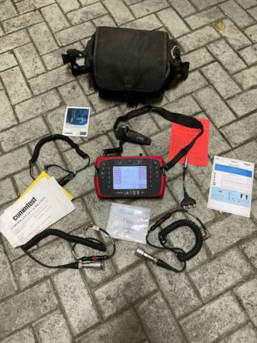 GE measurement CommTest VB6  Vibration Analyzer