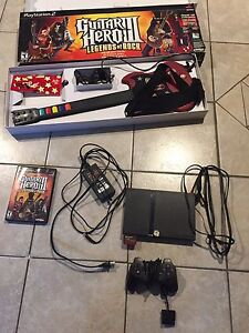 Ps1 ps2 playstation games guitar hero and more
