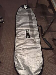 Surfboard case Moore Park Inner Sydney Preview