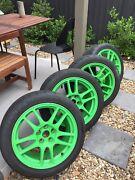 Evo 9 Enkei wheels Penrith Penrith Area Preview