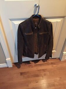 Leather jacket from danier