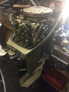 15HP Johnson Outboard Parts Motor