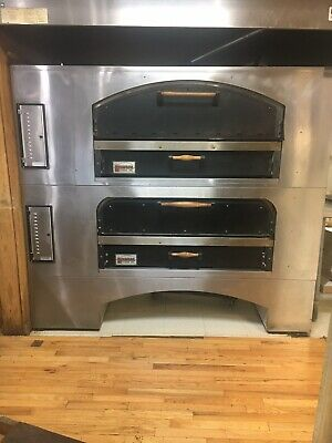 Marsal Mb 60 Pizza Oven- Brick Lined