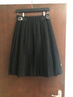 Le Kilt Womens skirt Le Kilt 01 62CM LENTGH RRP £445.00. Women's Uk Size 8