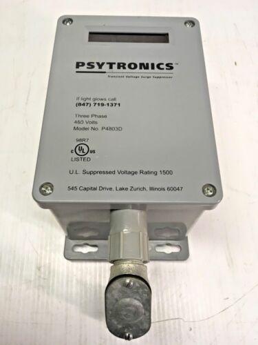 Psytronics Transient Voltage Surge Supressor P4803D three phase 480V