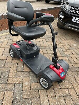 careco zoom mobility scooter
