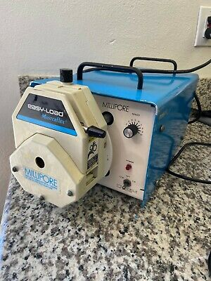 650 Rpm Millipore Masterflex Ip Pump With Ip 77601-10 Pump Head