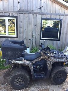 Can-Am Outlander 1000 xt Camo