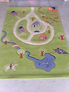 IVI Thick 3D Childrens Play Mat & Rug Maylands Bayswater Area Preview