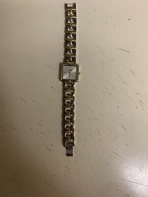 Women's Caravelle by Bulova Watch, Two Tone Bracelet Band