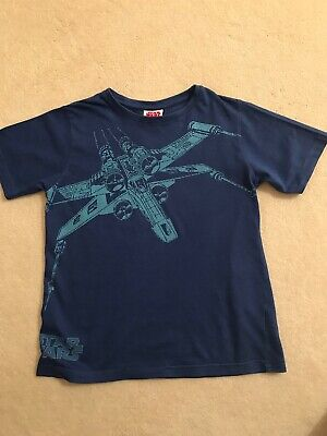 Next Boys Star Wars T-shirt Age 6 Years R64
