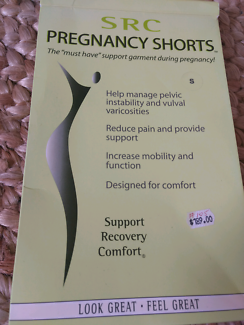 SRC Pregnancy Shorts for pelvic support