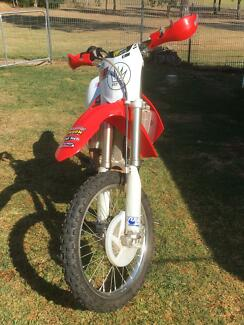 2009 Honda CRF450R Fuel Injected