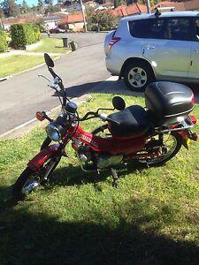"""Honda CT110 """"Postie Bike"""", 2012 Adamstown Heights Newcastle Area Preview"""