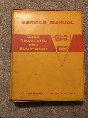 Case 680 Construction King Loader Backhoe Service Manual