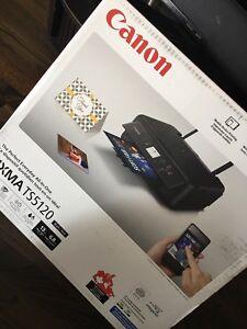 Canon. TS5120  colour wireless printer with smartphone print