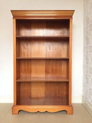 Large Vintage Antique Style Bookcase