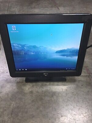 Ncr Pos 5967-5100-9090 12 Touch Screen Monitor Tested