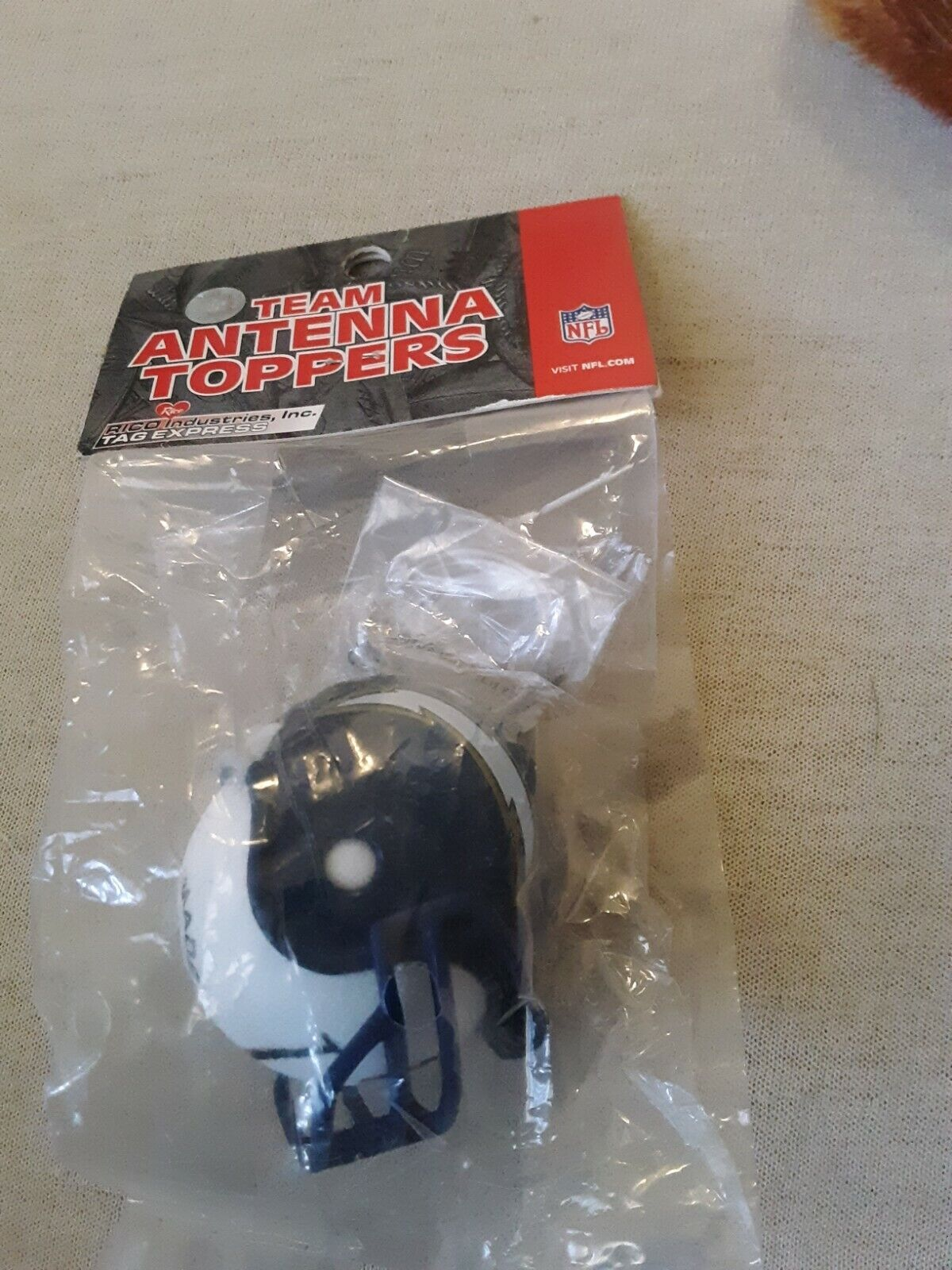 la los angeles chargers car antenna topper