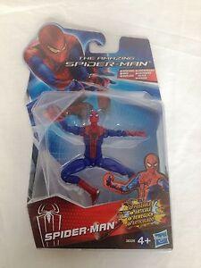 figurine spiderman 100 articul hasbro 10 cms action. Black Bedroom Furniture Sets. Home Design Ideas