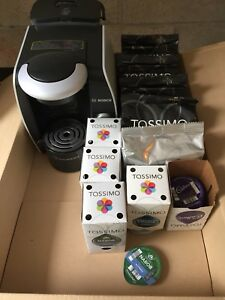 Tassimo with pods