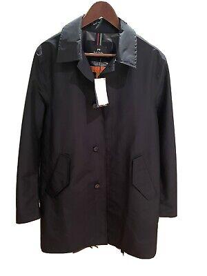 Paul Smith Button Rain Coat New