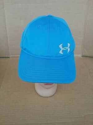 Women's Under Armour BABY BLUE Lightweight Adjustable Hat Cap
