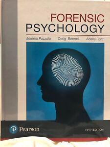 Forensic psychology textbook