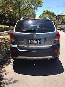 2012 Holden Captiva Wagon MY11 - Low KMs Lane Cove Lane Cove Area Preview