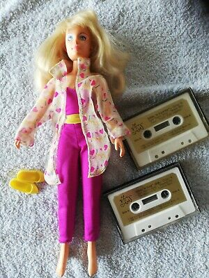 Jem and the holograms doll