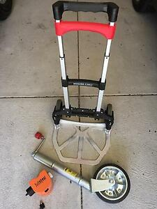 TOW BALL LOCK : JOCKEY WHEEL : SMALL TROLLEY Seville Grove Armadale Area Preview