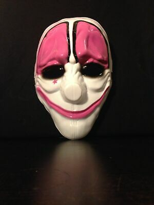 Halloween Payday 2 (HALLOWEEN PAYDAY 2 THE HEIST HOXTON MASK HALLOWEEN COSTUME PARTY HORROR)