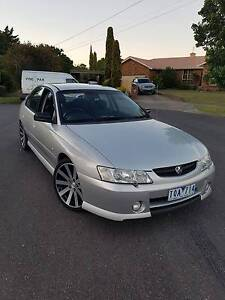 2002 Holden Commodore Sedan Keilor Downs Brimbank Area Preview