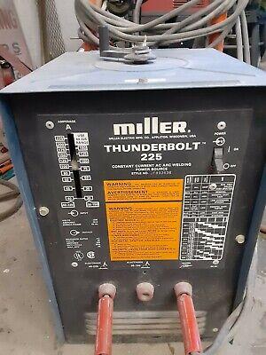 Miller Welder Thunderbolt 225