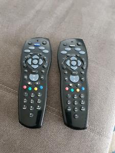 *1 left* Foxtel Remotes