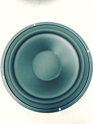 "Peerless 10"" poly cone woofer 960620 rubber surround driver 831759 Poly Woofer"